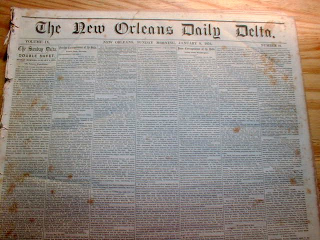a picture of the pre civil war new orleans Louisiana plantation homes and other sites  return to civ il war in louisiana site index  , 1833, chalmette national battlefield (1815 battle of new orleans .