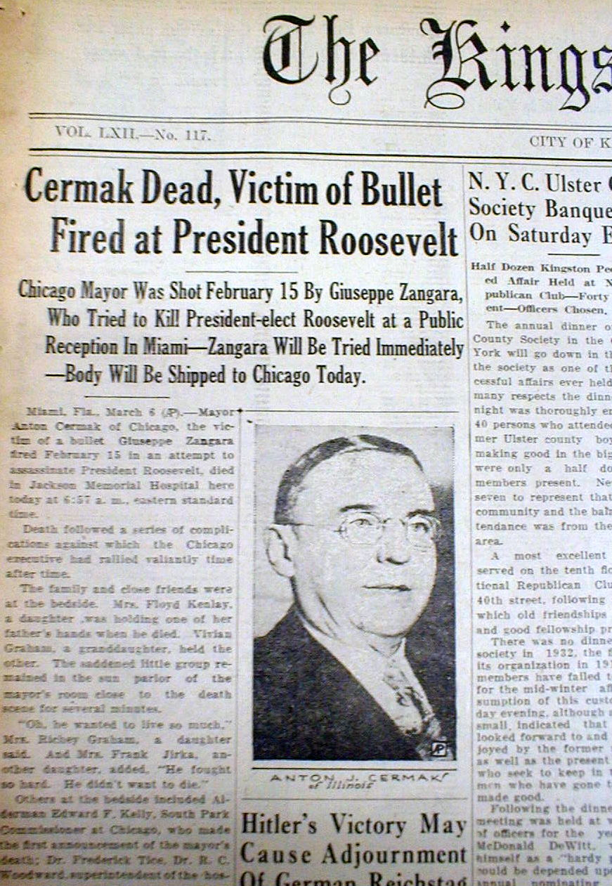 """a discussion on the assassination of franklin d roosevelt Once huey decided to back fdr, he went all the way, and a number of  a short  time afterward, long reported: """"when i talk to him, he says, 'fine  the  assassination of lone ended the only po tentially serious political threat to fdr  in the."""