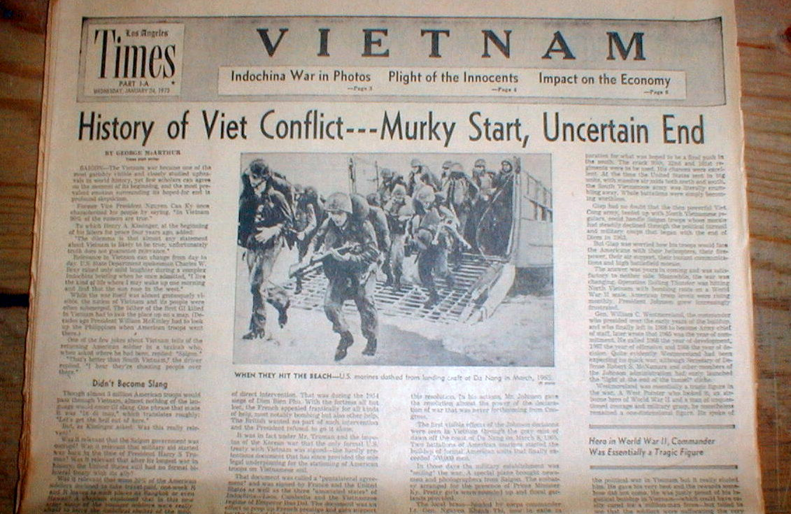 history vietnam war paper research notes Vietnam war, cold war history, american diplomatic history, vietnam war history h398 vietnam war and asia syllabus (charney, soas, 2016-17) this is the current syllabus (2016-17) for my vietnam war course that i teach at soas, university of london.
