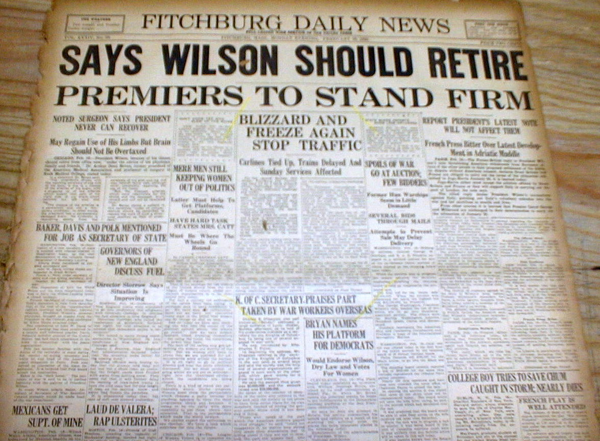unconstitutional acts of woodrow wilson Wilson-era espionage and sedition acts are unconstitutional but want woodrow wilson general, sedition, tom woods, unconstitutional, war, woodrow wilson.
