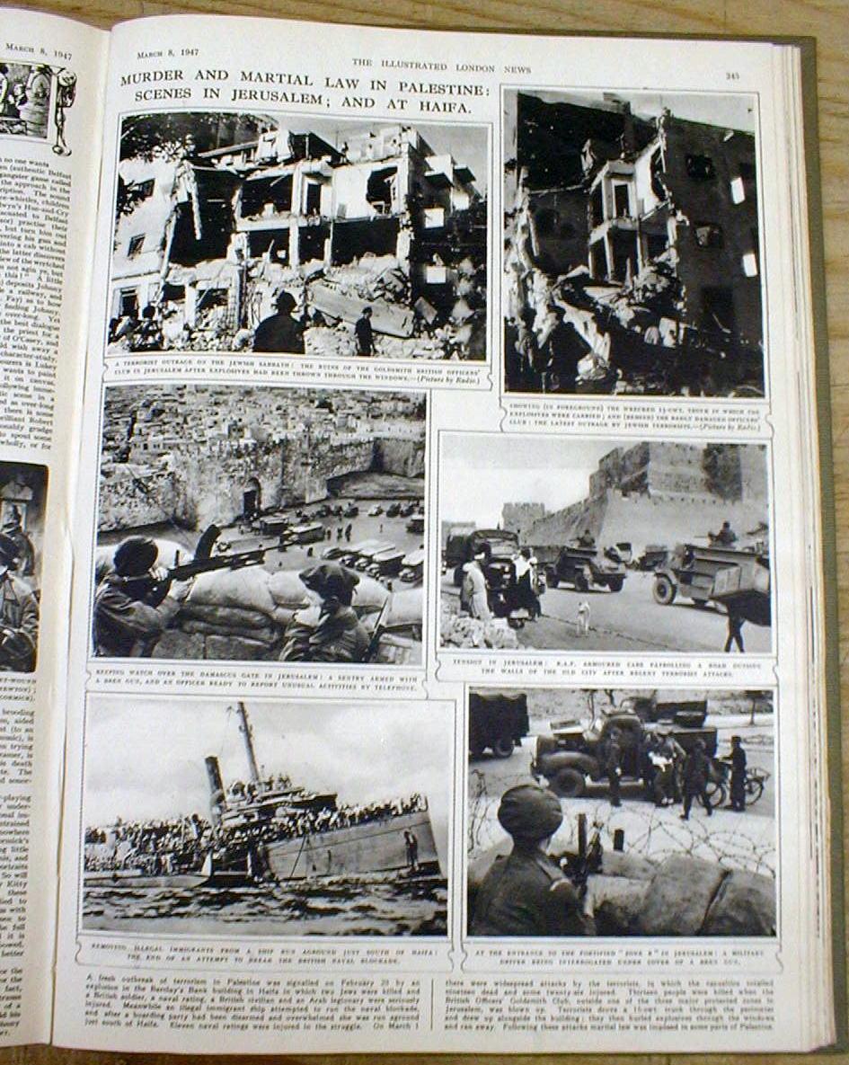 Talk:Jewish insurgency in Mandatory Palestine