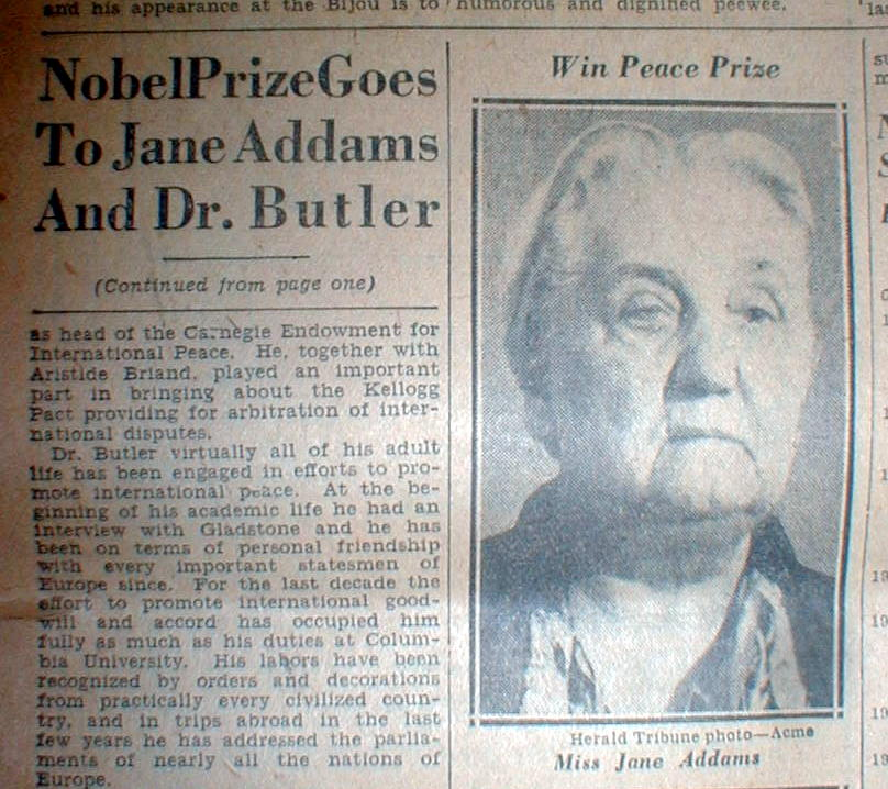 essay on jane addams Jane addams hull house essays: over 180,000 jane addams hull house essays, jane addams hull house term papers, jane addams hull house research paper, book reports 184 990 essays, term and.