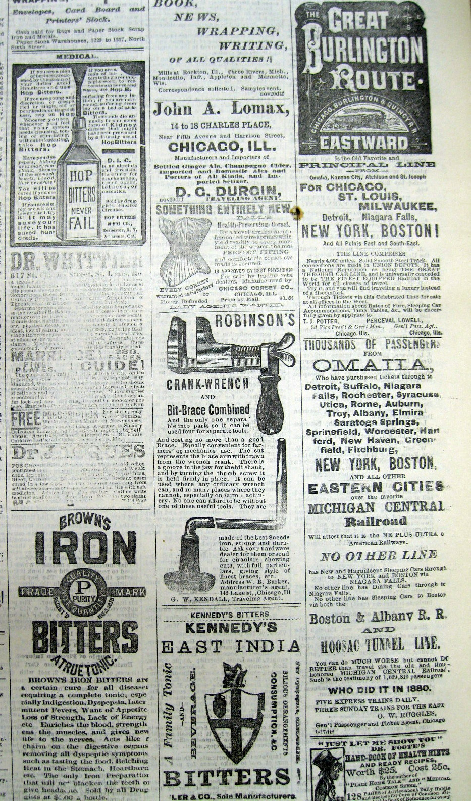 Omaha paper