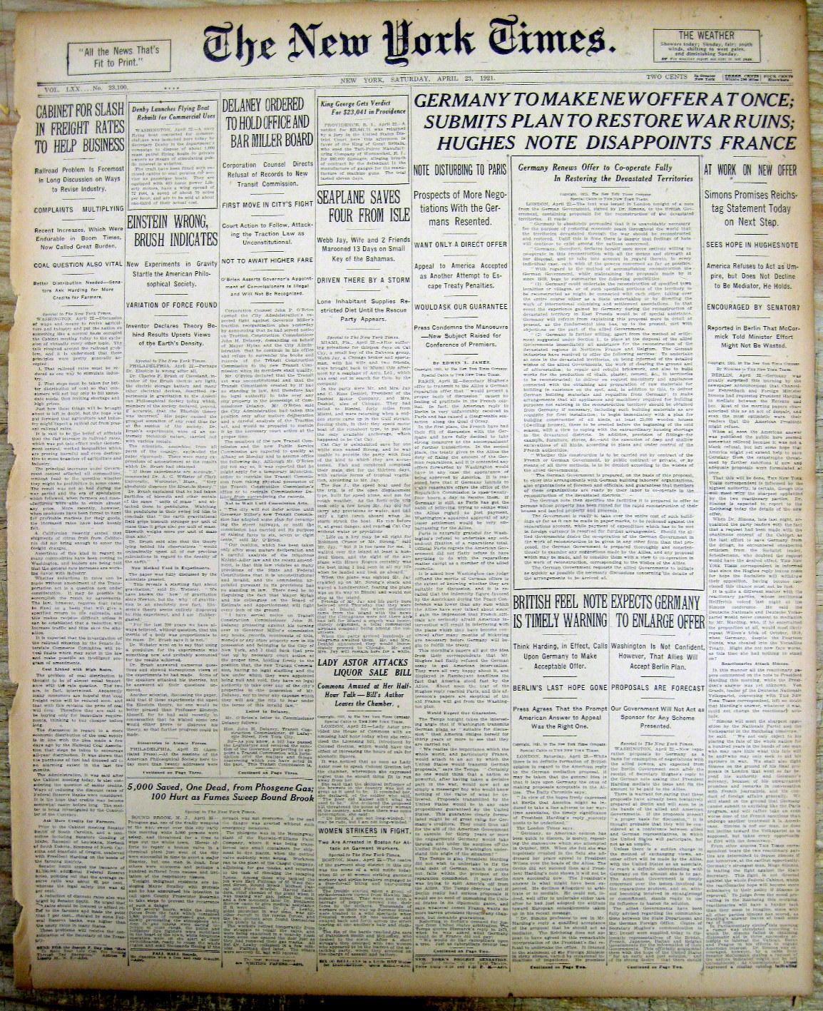 einstein relativity paper original pdf