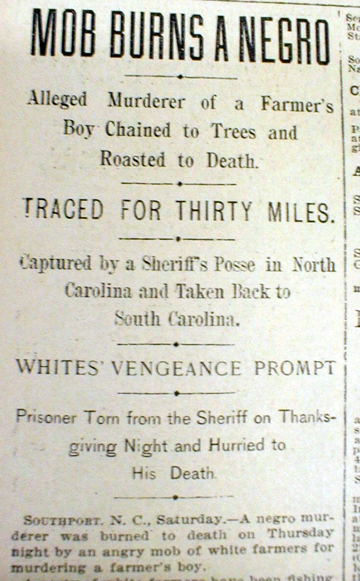 North Carolina Newspapers NC  Newspapers from North